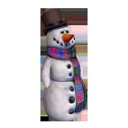 snowman sm
