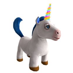 unicorn small
