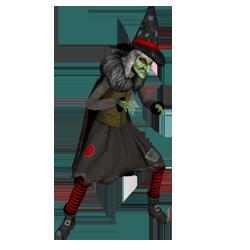 witch sm